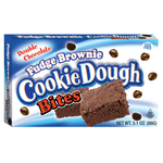 Cookie Dough Bites Fudge Brownie 3.1oz (88g) Theatre Box