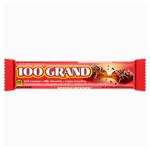 100 Grand Chocolate Bar - 1.5oz (42.5g)