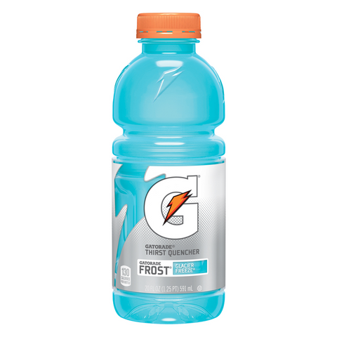 Gatorade Frost Glacier Freeze - 20fl.oz (591ml)
