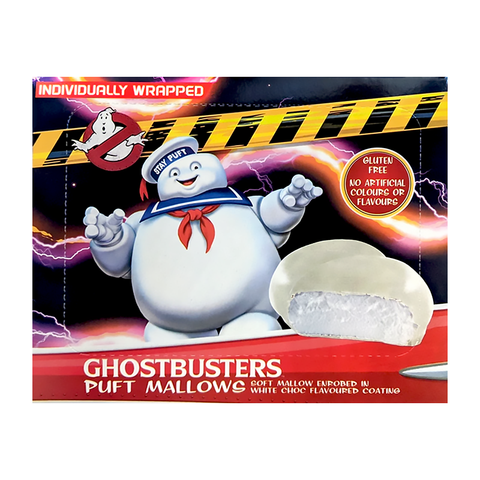 Ghostbusters Puft Mallows 10-Pack - 130g
