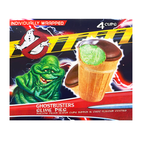 Ghostbusters Slime Pies 4-Pack
