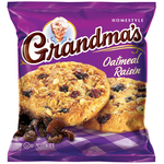 Frito Lay Grandma's Cookies Oatmeal & Raisin