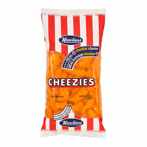 Hawkins Cheezies (70g)