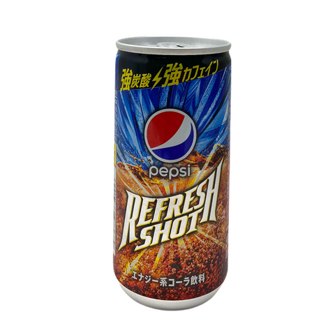 Pepsi Refresh Shot (200ml) Japan Cola