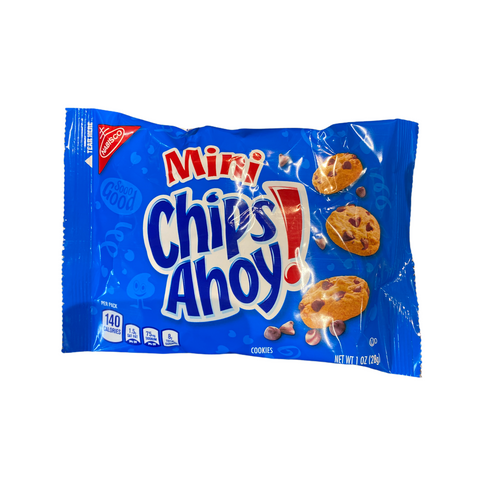 Chips Ahoy! Mini Snack Pack Single Serve 1oz (28g)