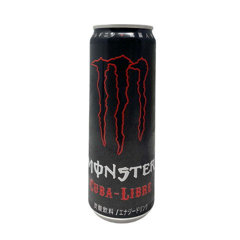 MONSTER CUBA-LIBRE - JAPANESE 355ml