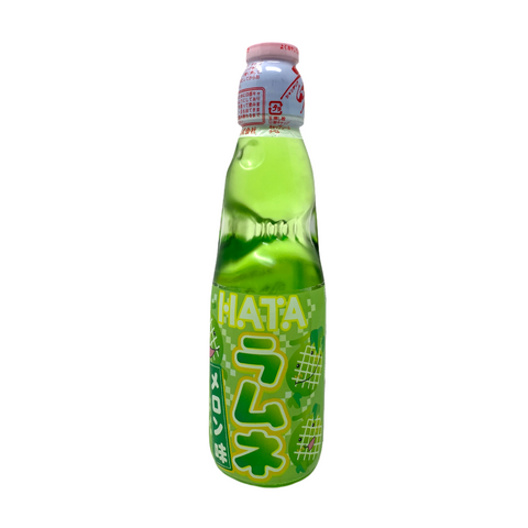 Hatakosen Melon Ramune Soda, 200 ml