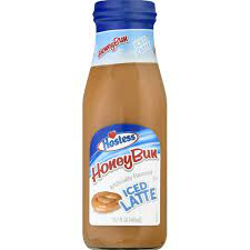 Hostess Honey Bun Iced Latte 405ml