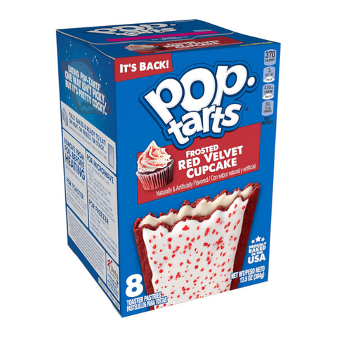 Pop Tarts - Frosted Red Velvet