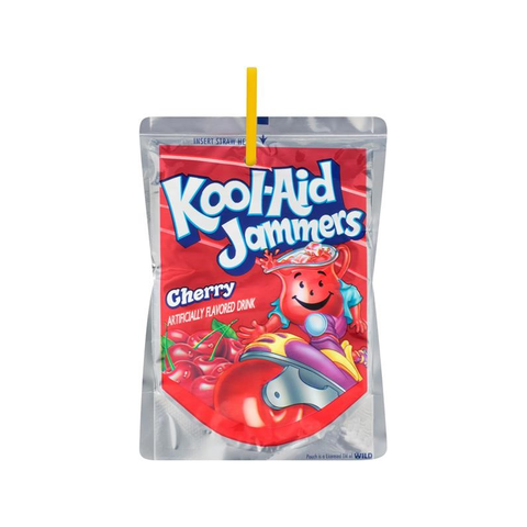 Kool Aid Jammer Cherry - 6fl.oz (177ml)
