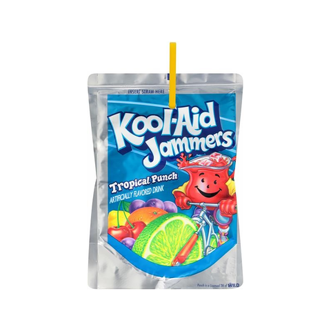 Kool Aid Jammer Tropical Punch - 6fl.oz (177ml)