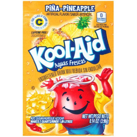 Kool Aid Pineapple 3.96g