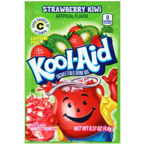 Kool Aid Strawberry Kiwi 4.8g