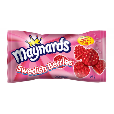 Maynards Swedish Berries (64g)