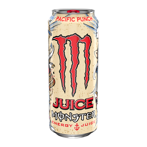 Monster Pacific Punch - 500ml (EU)
