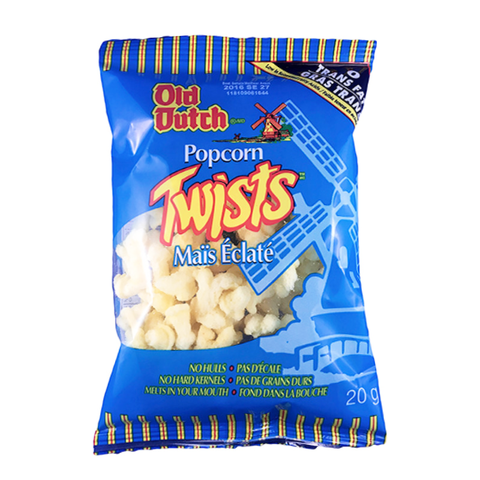 Old Dutch Popcorn Twists (20g)