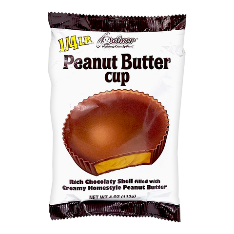 Palmer's Giant Peanut Butter Cup - 4oz (113g)
