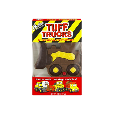Palmer Milk Chocolate Tuff Trucks 2.5oz (71g)