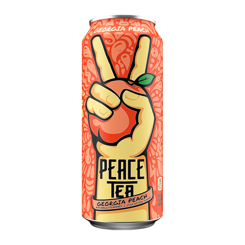Peace Tea Peach Party (695ml)