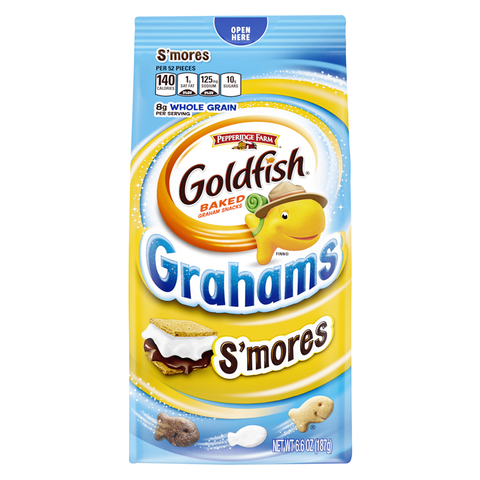 Pepperidge Farm Goldfish Grahams S'Mores 6.6oz (187g)