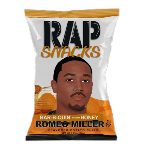 Rap Snacks Honey BBQ - 2.75oz (78g)