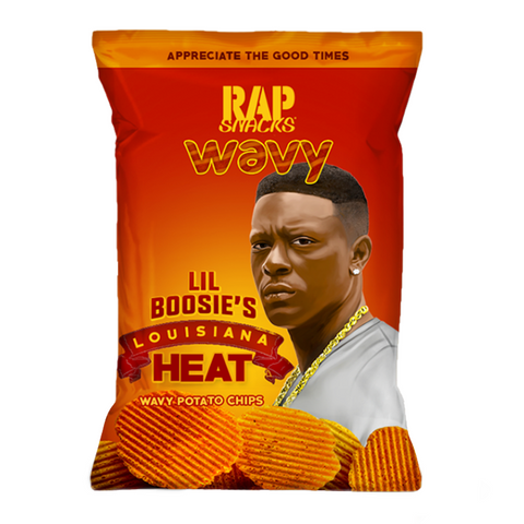 Rap Snacks Louisiana Heat - 2.75oz (78g)