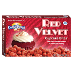 Red Velvet Cupcake Bites 3.1oz