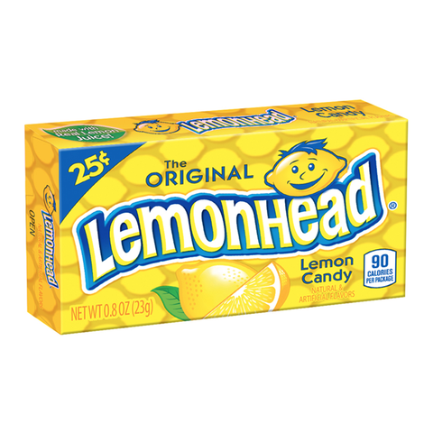 The Original Lemonhead Lemon Candy - 0.8oz (23g)