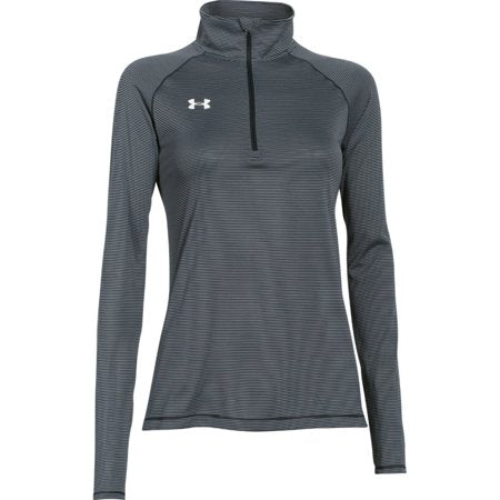 Stripe Tech 1/4 zip  - Womens