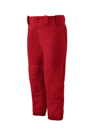 Belted Low Rise Pants