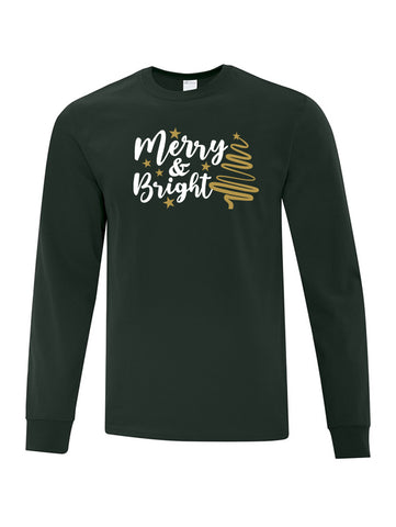 Merry and Bright Longsleeve