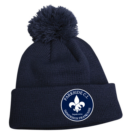 French Immersion Pom Toque