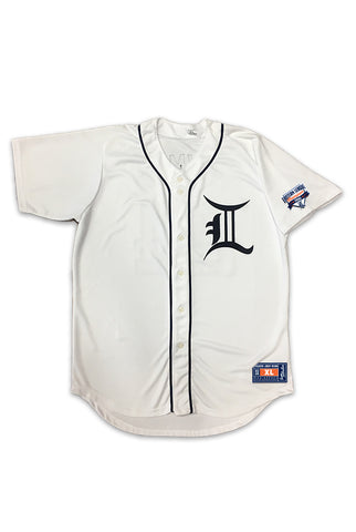 LONDON TIGERS - FULL BUTTON JERSEY - PRESALE