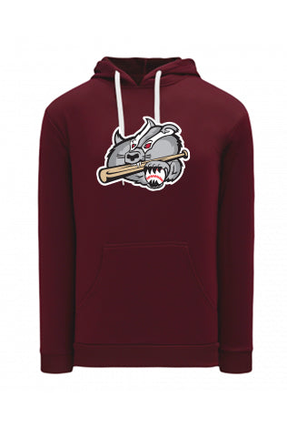 Performance Hoodie - Badgers Logo - Youth