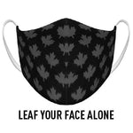 Leaf Your Face Alone