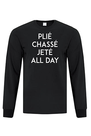 Belle Pointe Plie Chasse Longsleeve - Youth