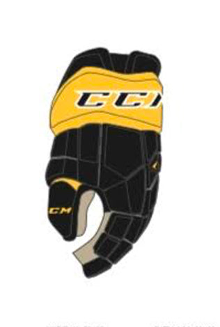 Custom 65C Glove - Senior