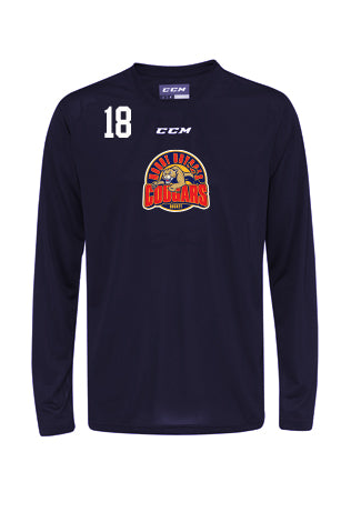 Training Long Sleeve Shirt - Youth
