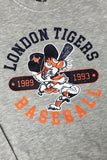 London Tigers Crew Neck Mens