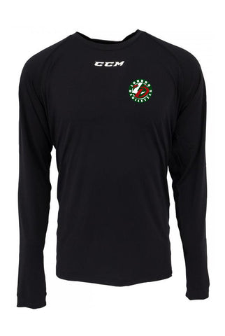 Training Longsleeve Tee - Left Chest- Youth