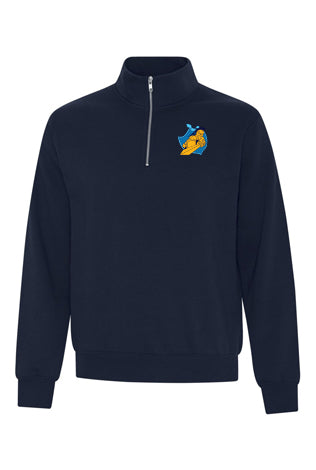 Everyday Fleece 1/4 Zip Sweatshirt