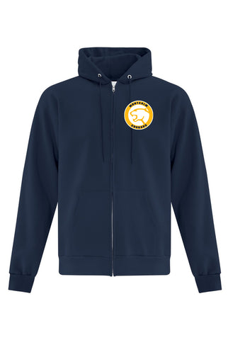 Cotton Full Zip Hoodie