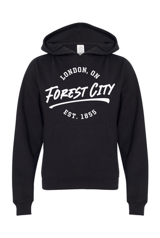 Forest City Midweight Hoodie - Youth