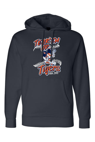Tear Em' Up Tigers Hoodie - PRESALE