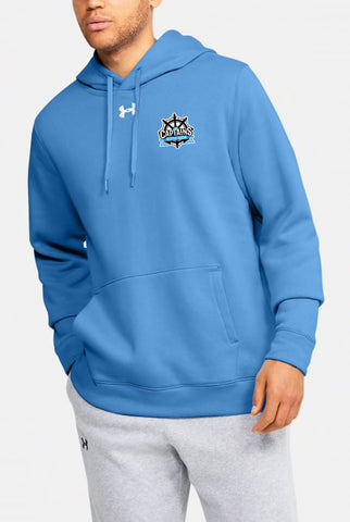 Hustle Cotton Fleece Hoodie