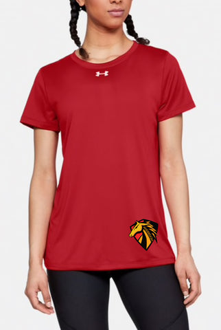Locker Short Sleeve Shirt - Women's