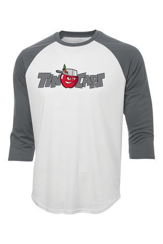 Performance 3/4 Sleeve Baseball Shirt
