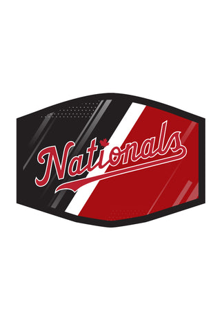 Nationals Facemask