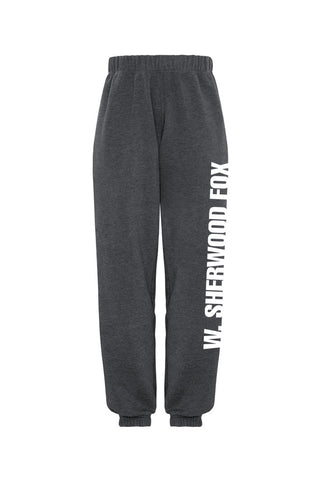 Cotton Fleece Sweatpants - Youth