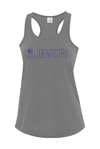 Triblend Tank Top - W Dentistry